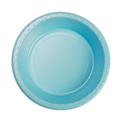 Five Star Round Dessert Bowl 17cm Pastel Blue 20PK