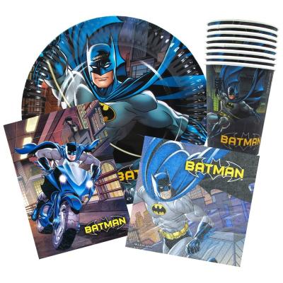 Batman Party Pack 40PK