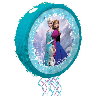 Disney Frozen Pop-Out Pull String Pinata