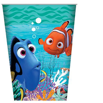 Finding Nemo Paper Cups 8PK