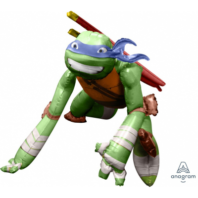 Teenage Mutant Ninja Turtles Leonardo Airwalker