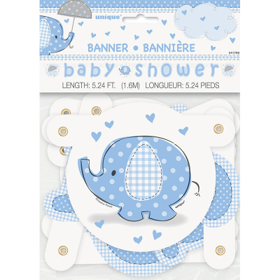 Umbrellaphants Blue Joint Banner
