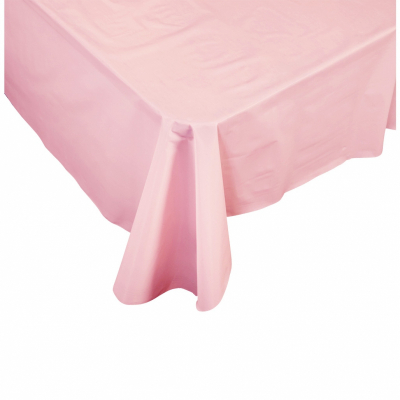 Five Star Rectangle Tablecover 2.7m Classic Pink