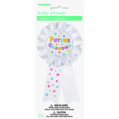 Future Grandma Award Ribbon