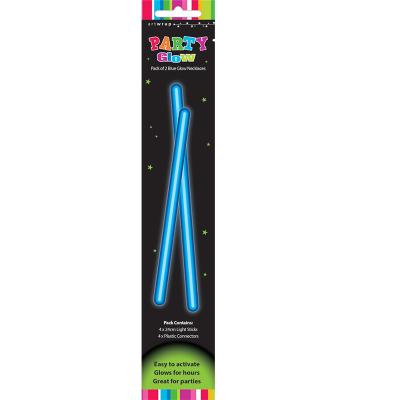Glow Necklaces Blue 2PK
