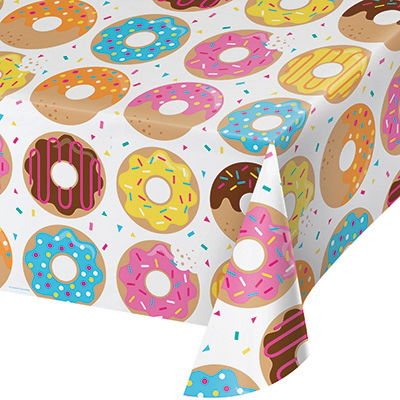 Donut Time Tablecover All Over Print