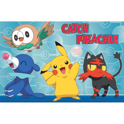 Pokemon Core Party Game