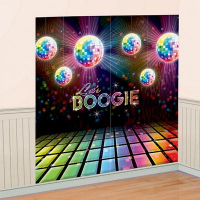 Disco Fever Scene Setter 2PK