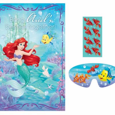 The Little Mermaid Ariel Dream Big Party Game