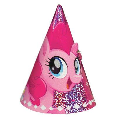 My Little Pony Friendship Adventures Party Hats 8PK