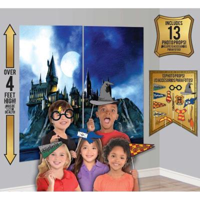 Harry Potter Scene Setter With Props 17PK