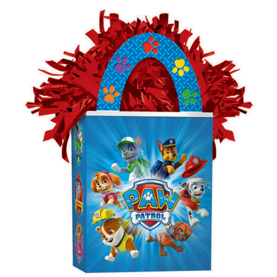 Paw Patrol Balloon Tote Weight