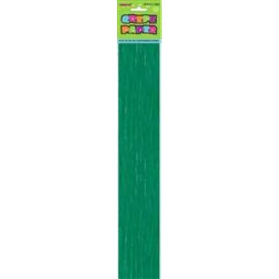 Crepe Paper Green