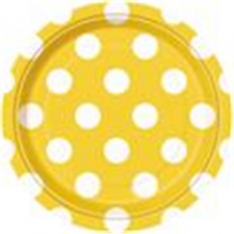 Dots Sunflower Yellow