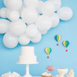 Balloon Garland Cloud Per Square Meter