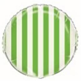 Stripes Lime Green