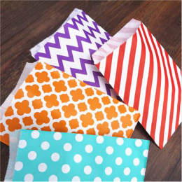 Chevron Dots Stripes Party