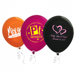 Printed Latex Balloons ( Uninflated )