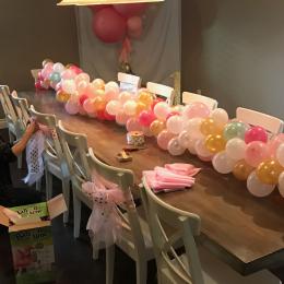 Balloon Garland Mini Per Meter