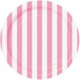 Stripes Baby Pink