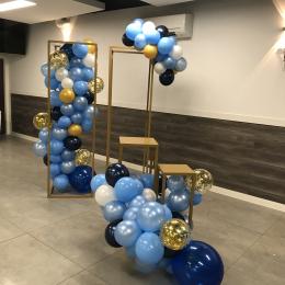 Balloon Garland Luxury Per Meter