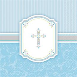 Blessings Blue