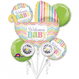 Foil Balloon Kit ( Uninflated )