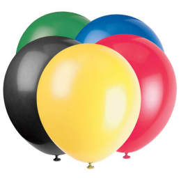 Latex Balloons ( Uninflated )