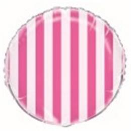 Stripes Hot Pink