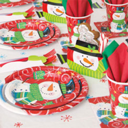 Christmas Tablewares