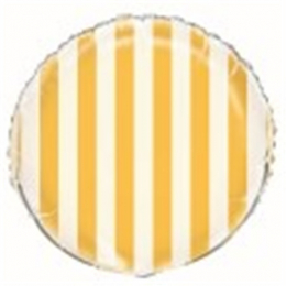Stripes Sunflower Yellow