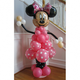 Customise Balloon Column