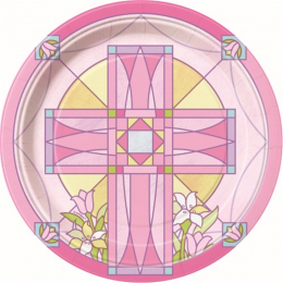 Sacred Cross Pink