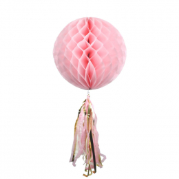 Hanging Honeycomb Ball