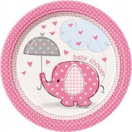 Umbrellaphants Pink
