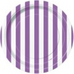 Stripes Pretty Purple