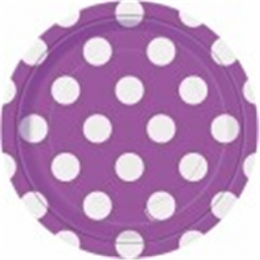 Dots Pretty Purple