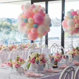 Table Arrangements ( Air Filled )