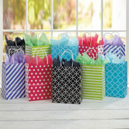 Gift Bags , Loot Bags & Treat Boxes