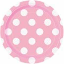 Dots Baby Pink