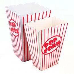 Popcorn Cups